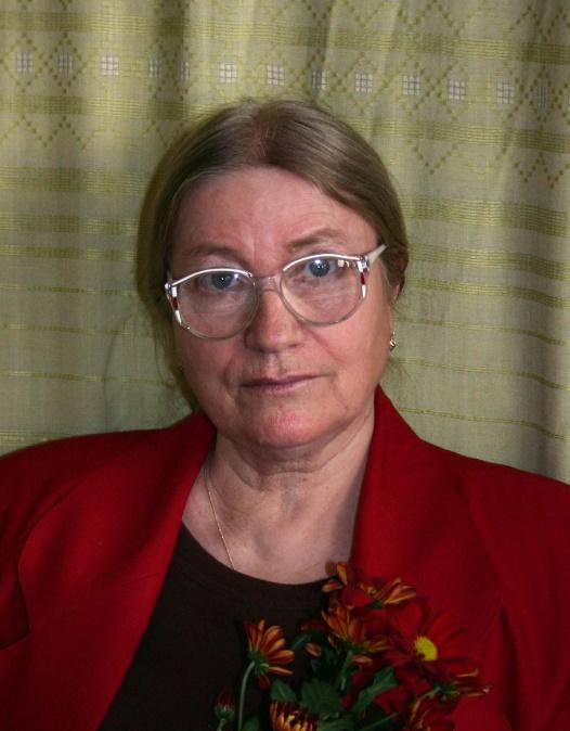 Джанокмен Кларисса Алексеевна